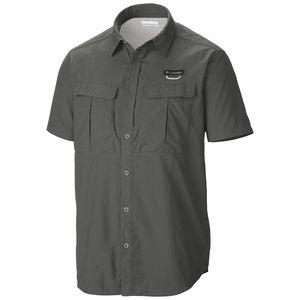 NWT-Columbia Cascades Explorer S/S Shirt - Sz XL